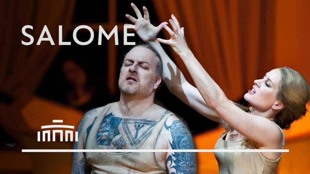 האופרה סלומה – רכישת כרטיסים ולוח הופעות 2019