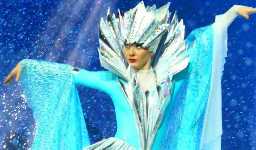 מלכת השלג: קרקס על הקרח מוסקבה בישראל - חנוכה 2018