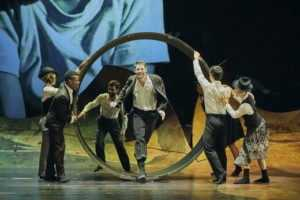 בלט שוויץ בישראל 2019 עם המופע טוביה - כרטיסים, תאריכים וכל הפרטים