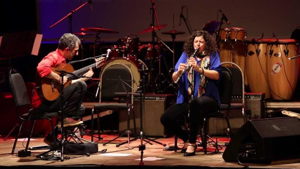 ענת כהן ומרסלו גונסלבס עם התזמורת הקאמרית - כרטיסים וכל הפרטים
