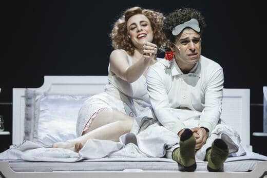 רווקים ורווקות בתיאטרון גשר - כרטיסים, הנחות ולוח הצגות 2021