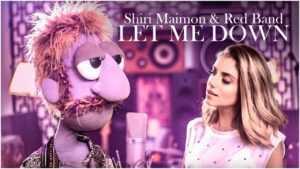 """שירי מימון ורד בנד משתפים פעולה עם השיר """"Let me Down"""" - צפו בקליפ"""