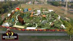 פארק הדינוזאורים בגני יהושע אוגוסט 2021 - כרטיסים, הנחות וכל הפרטים!