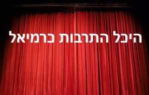 היכל התרבות כרמיאל לוח הופעות, הצגות, כרטיסים והנחות