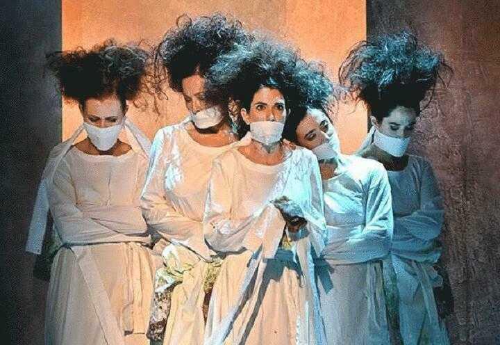 אמהות האופרה הישראלית 2021 - הזמנת כרטיסים, הנחות וכל הפרטים
